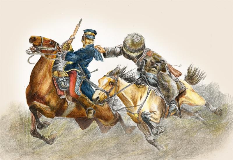 вопросы картинки боев казаков отчего нету картинок